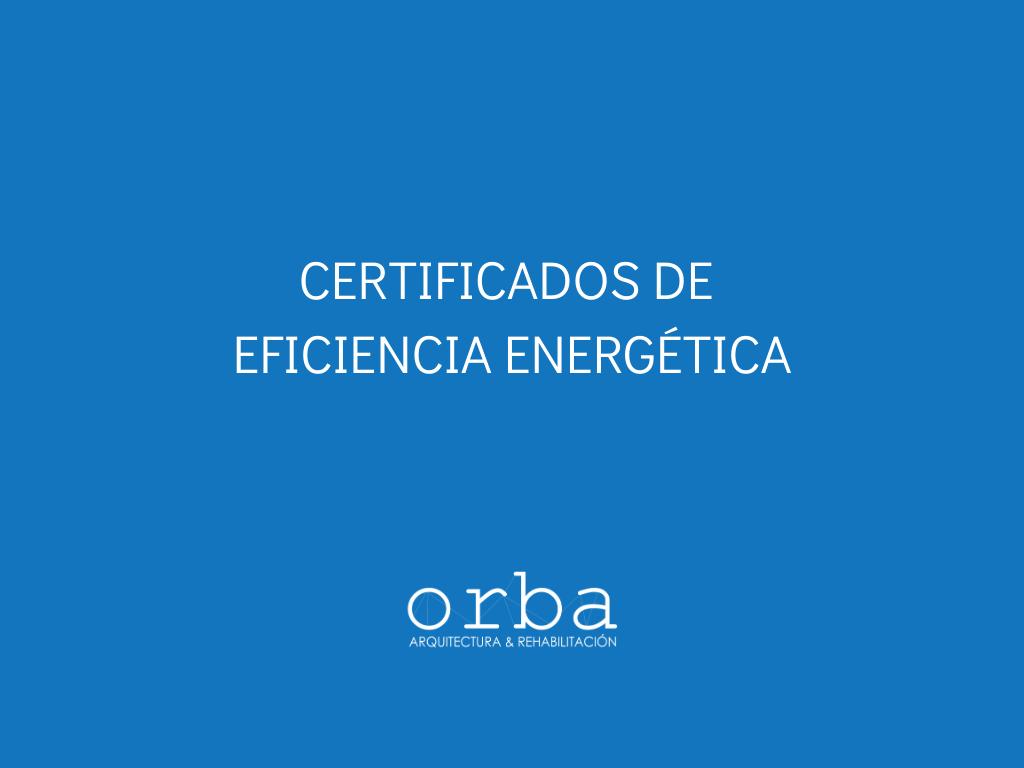 Certificados eficiencia energetica cadiz