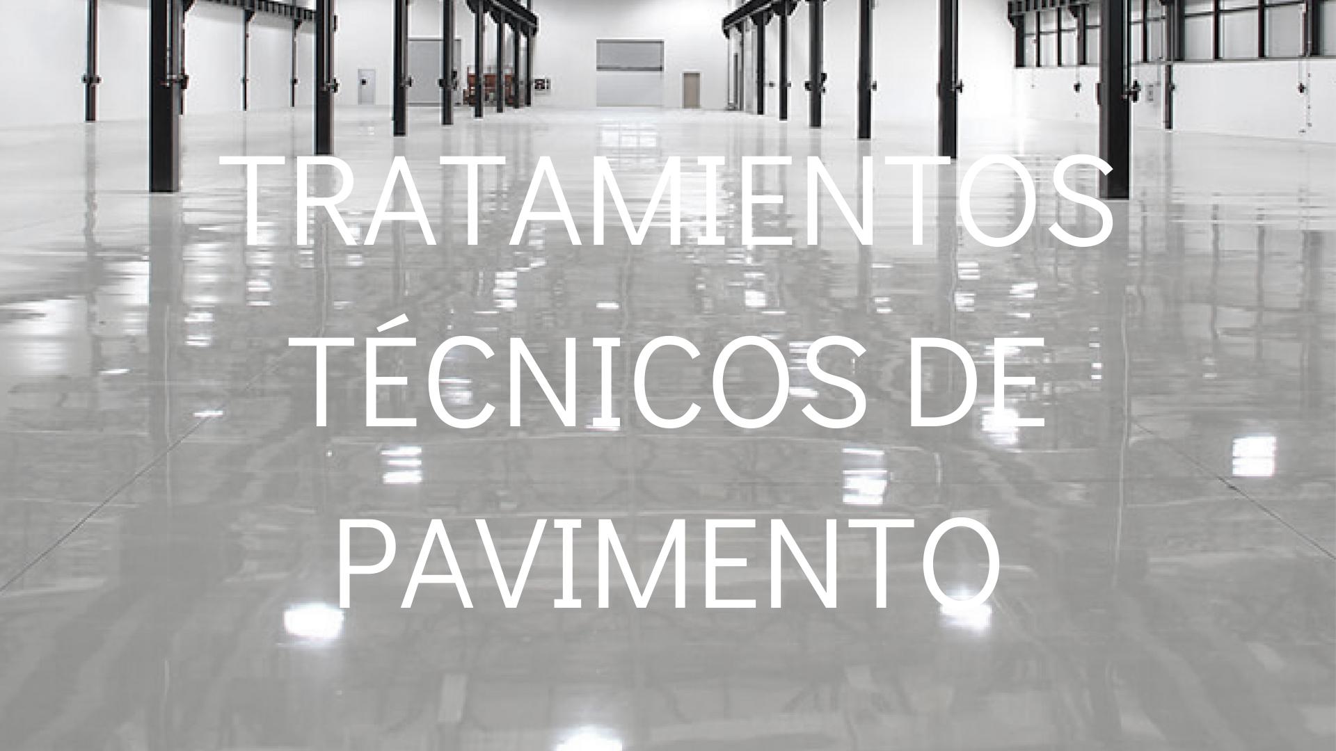 tratamientos técnicos pavimento cádiz